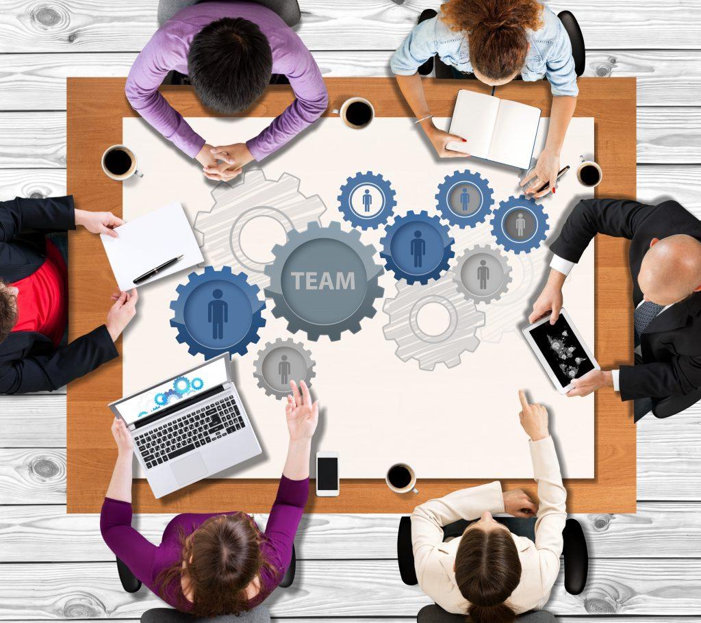 Emprendimiento, equipo de trabajo, capacitación en ventas
