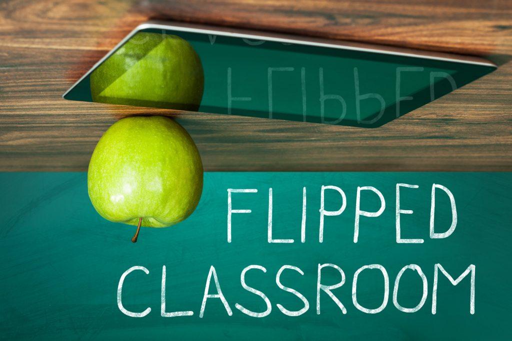 Metodología Flipped classroom aula invertida